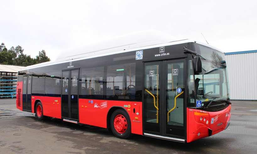 lokalbuss i fuengirola