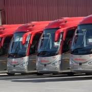 Bussar medeldistans
