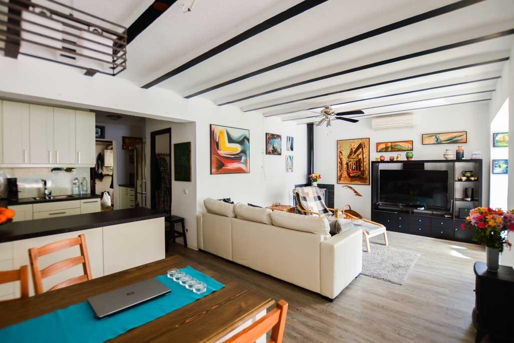Calle Baja Livingroom