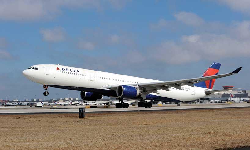 Delta Air Lines Malaga-New Yor