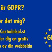 Vad är GDPR?