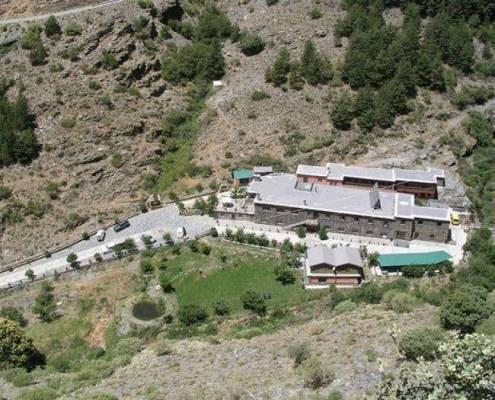 Hotell till salu i Sierra Nevada Posada de los Arrieros