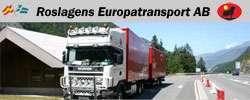 Roslagens Europatransport AB