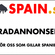 Radannonser i hela Spanien