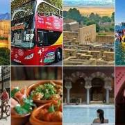 urist biljetter Malaga, Sevilla, Granada och Cordoba