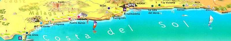 Upptäck Costa del Sol