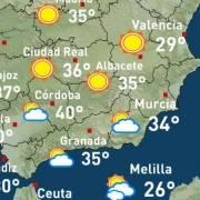 AMET Väderprognos