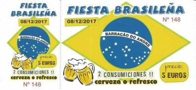 Fiesta Brasileña