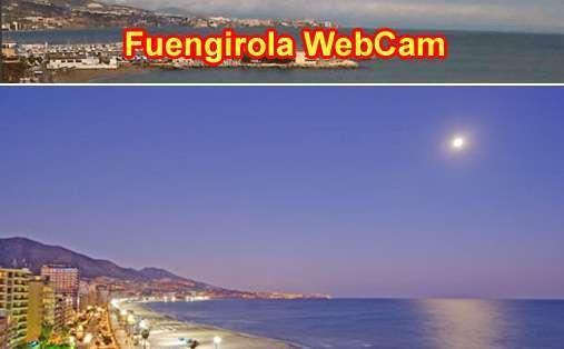 Fuengirola webcam