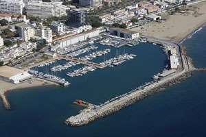 Marbella hamn La Bajadilla