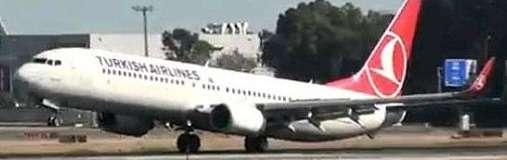 Tillbud på Malaga flygplats