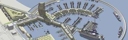 Böter för försenat hamnprojekt i Marbella
