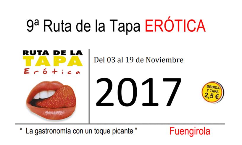 9:e Ruta de la Tapa Erótica, Fuengirola