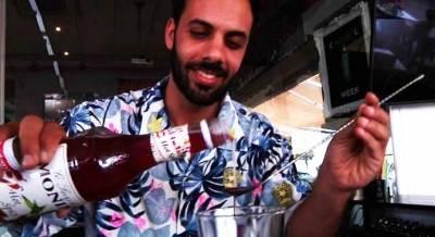 Fuengirola har Spaniens bästa bartender
