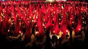 Processioner i Malaga
