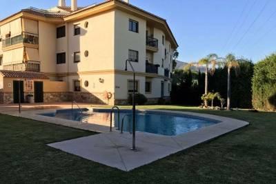 Ny lägenhet med hög kvalitet, Fuengirola