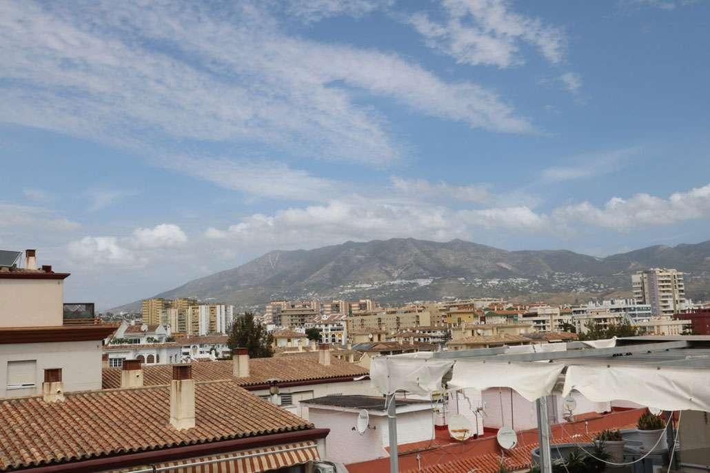 Atico i centrala Fuengirola