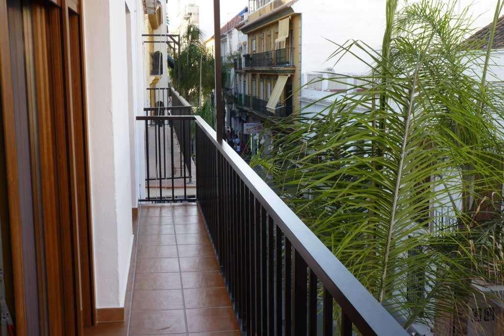 Lägenhet vid Kyrktorget, Fuengirola