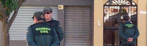 En gripen för knivmordet i La Cala