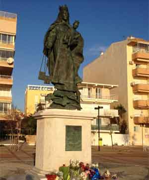 Virgen Del Carmen, Los Boliches